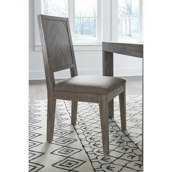 Roberge Upholstered Dining Chair by Union Rustic Union Rustic