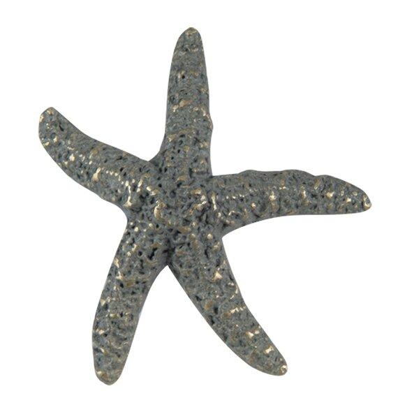 Sea Starfish Novelty Knob by Top Knobs