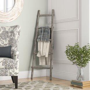 Lianes  Ft Decorative Blanket Ladder