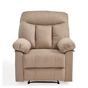 Robert Modern Manual Recliner by Andover Mills