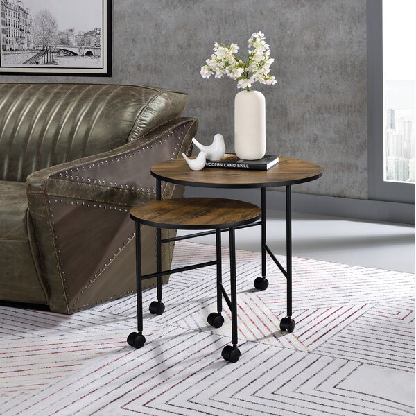 Lorene 3 Legs Nesting Tables By Union Rustic
