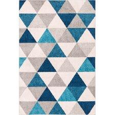 Bainbridge Blue/Gray Area Rug