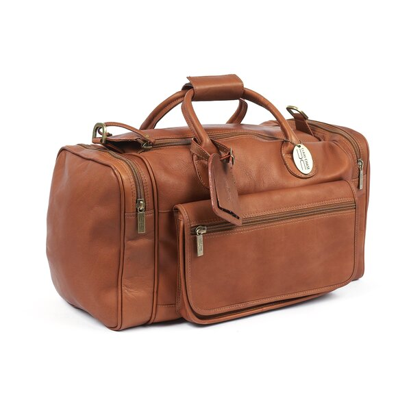Classic Sports Valise 18 Travel Duffel by Claire Chase
