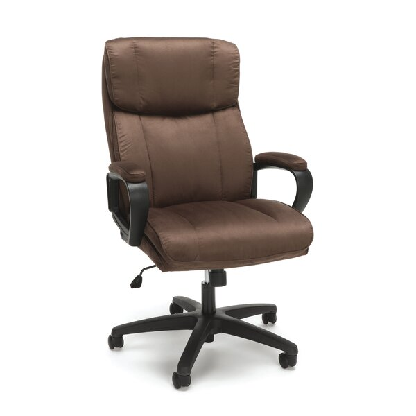 Digby Plush Ergonomic Office Chair by Winston Porter