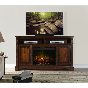 Carrow TV Stand For TVs Up To 65 With Fireplace