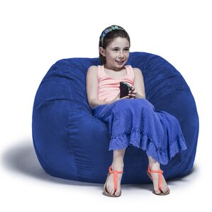 Bean Bag Chairs For Kids Purple bean bag chairs you'll love