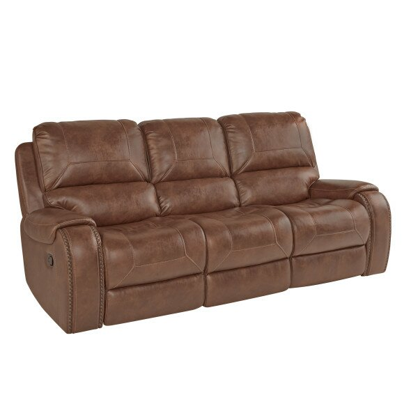 Stampley Reclining Sofa by Millwood Pines