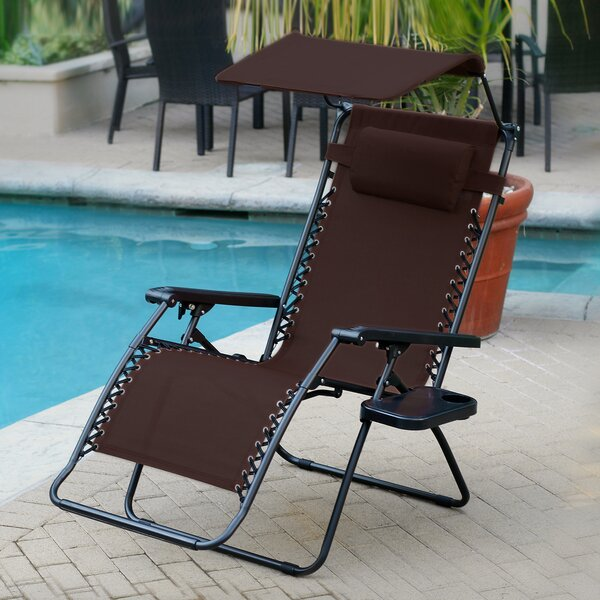 Caddell Oversized Olefin Reclining Zero Gravity Chair by Freeport Park Freeport Park