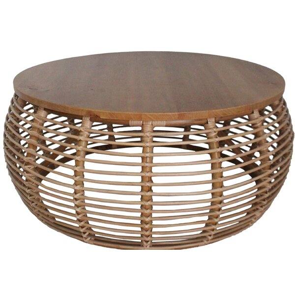 Drew Coffee Table By Bay Isle Home