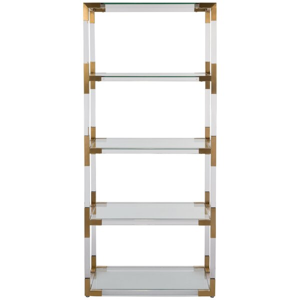 Mariaella Etagere Bookcase by Willa Arlo Interiors