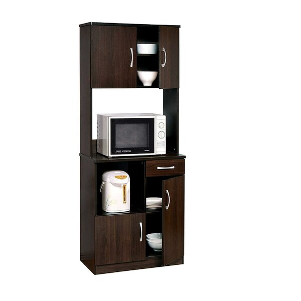 Vollmer Kitchen 1 Drawer Accent Cabinet by Latitude Run Latitude Run