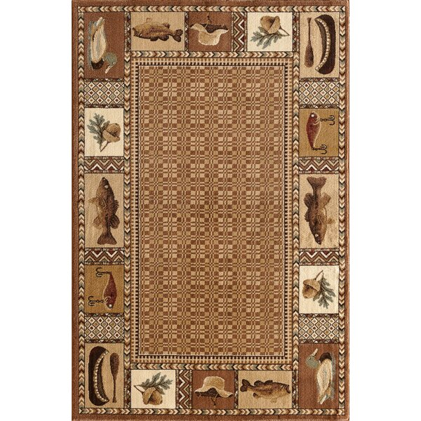 Lodge Renaissance Okena Area Rug by Central Oriental