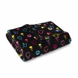 Betsey Signature Throw by Betsey Johnson