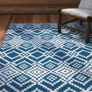 mccone navy area rug