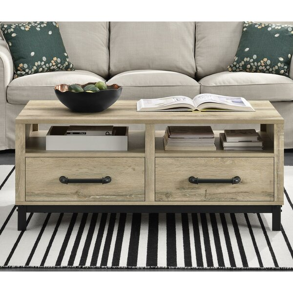 Mastrangelo Coffee Table by Gracie Oaks