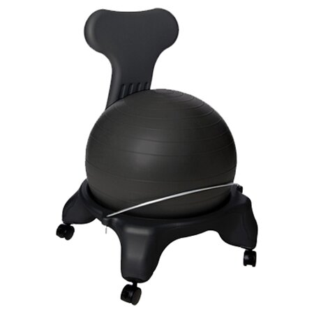 Exercise Ball Chair by AeroMAT
