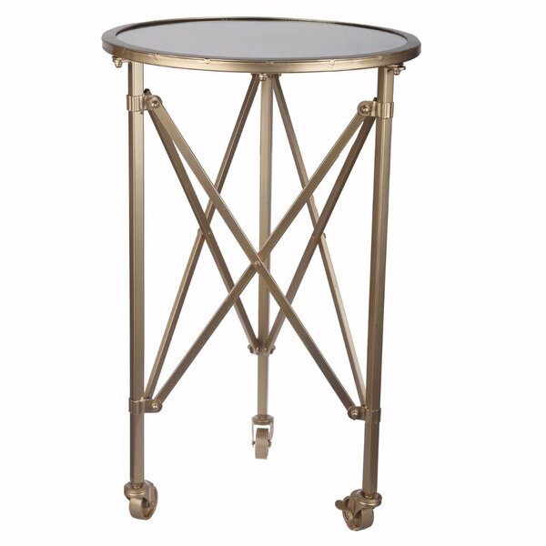 Seitz Stunningly Trimmed End Table by Mercer41