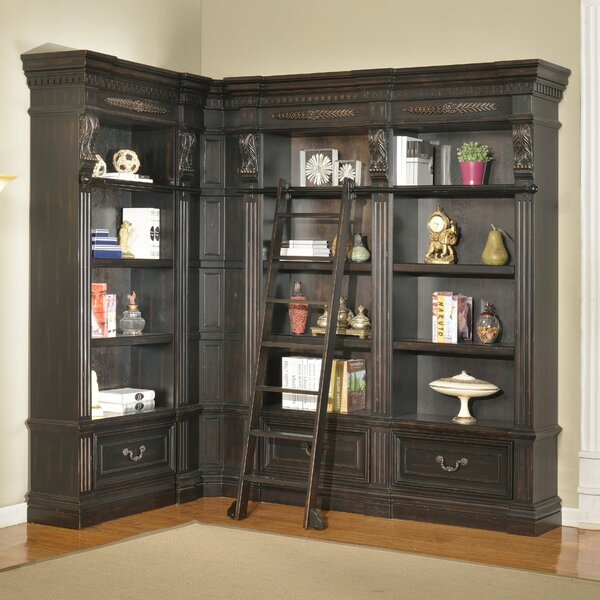 Gunnersbury Oversized Set Bookcase by Astoria Grand