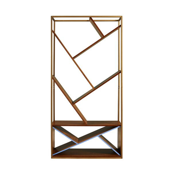 Wellton Etagere Bookcase by VERSANORA