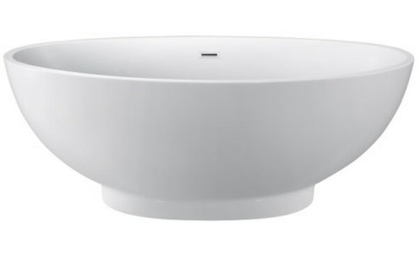 Squadra 66 x 31.5 Freestanding Soaking Bathtub by Morenobath
