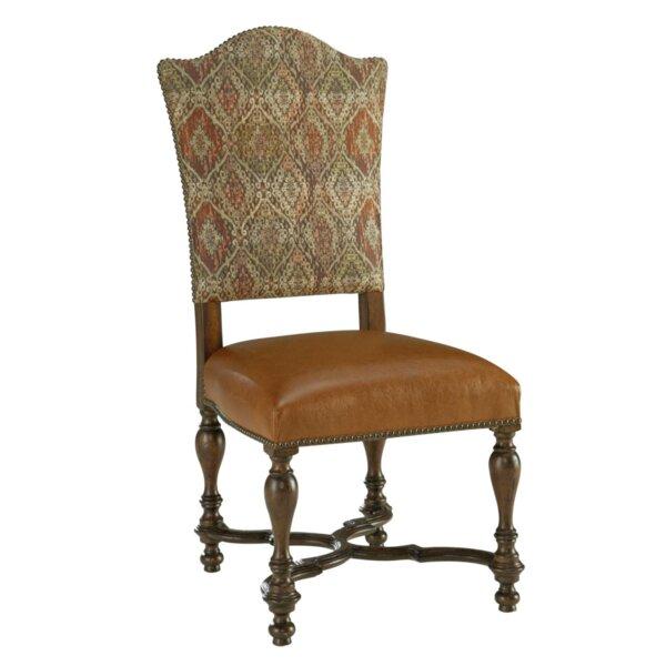 Biltmore Upholstered Upholstered Dining Chair by Fine Furniture Design