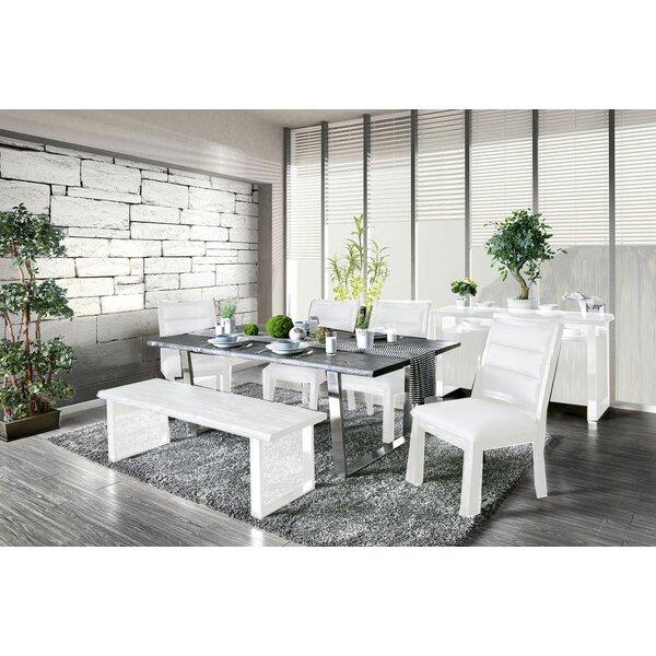 Defiance Dining Table by Gracie Oaks Gracie Oaks