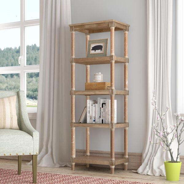 Griffin Etagere Bookcase By August Grove