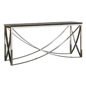 Trapeze Console Table by Furniture Classics LTD