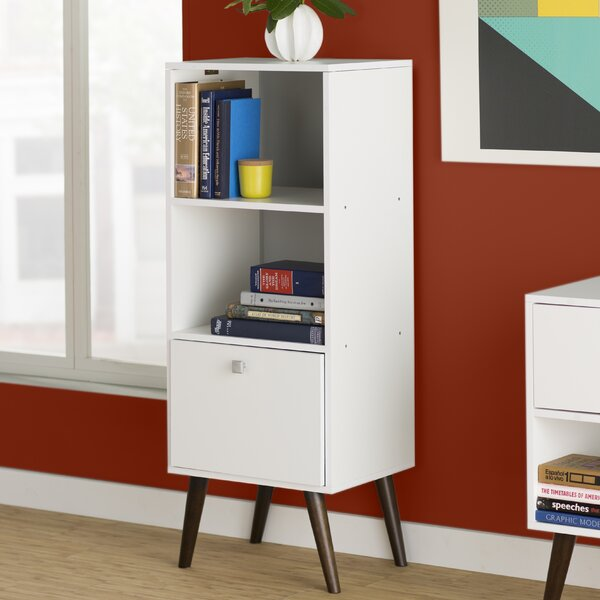 Carneal Standard Bookcase by Langley Street