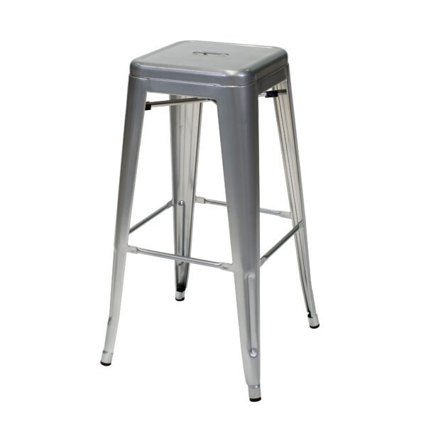 Hatherleigh 31 Bar Stool (Set of 4) by Williston Forge