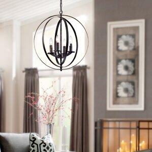 Globe Pendant Lights Youll Love