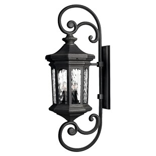 Compare prices Raley 4-Light Outdoor Wall Lantern By Hinkley Lighting