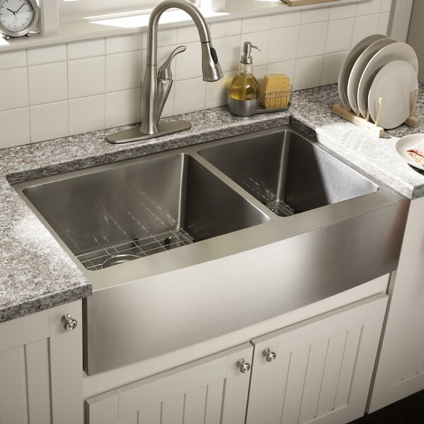 Attirant Kitchen Sinks Youu0027ll Love | Wayfair