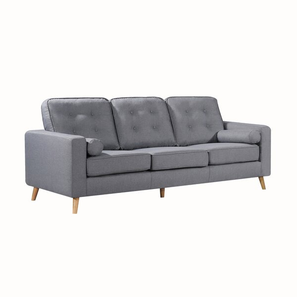 Review Genovese Tufted Sofa