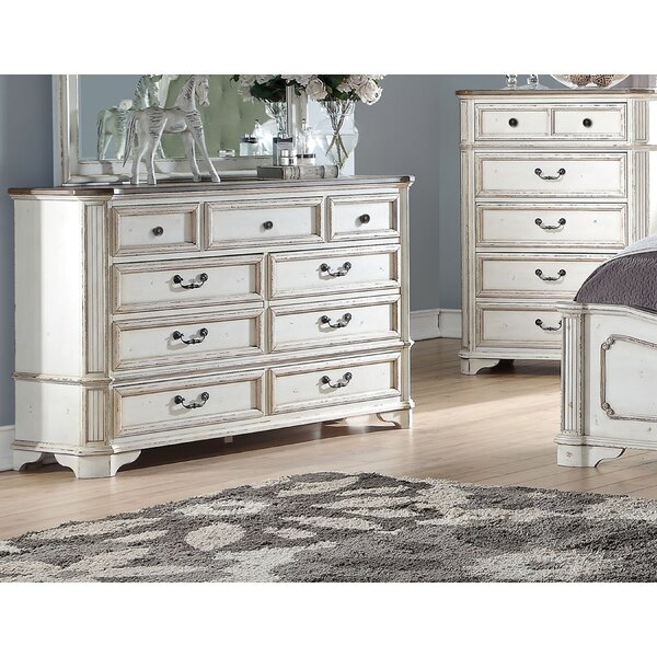 Andromeda 9 Drawer Dresser by One Allium Way