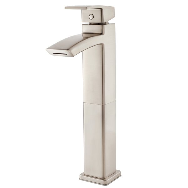 Avalon Double Handle Centerset Bathroom Faucet with Drain Assembly by Pfister Pfister