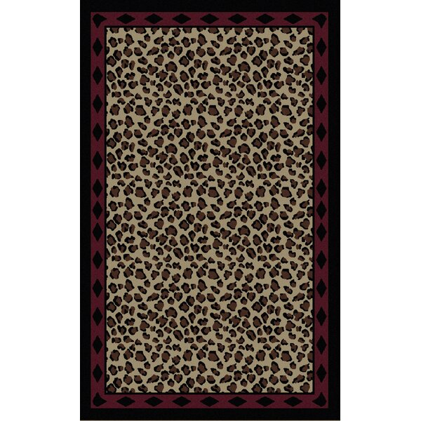Mario Hand-Tufted Beige/Brown Area Rug by Bloomsbury Market