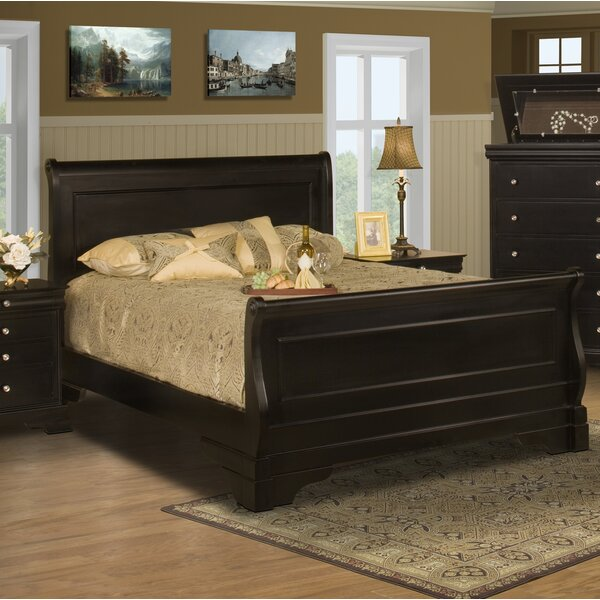 Hoisington Platform Bed by Alcott Hill