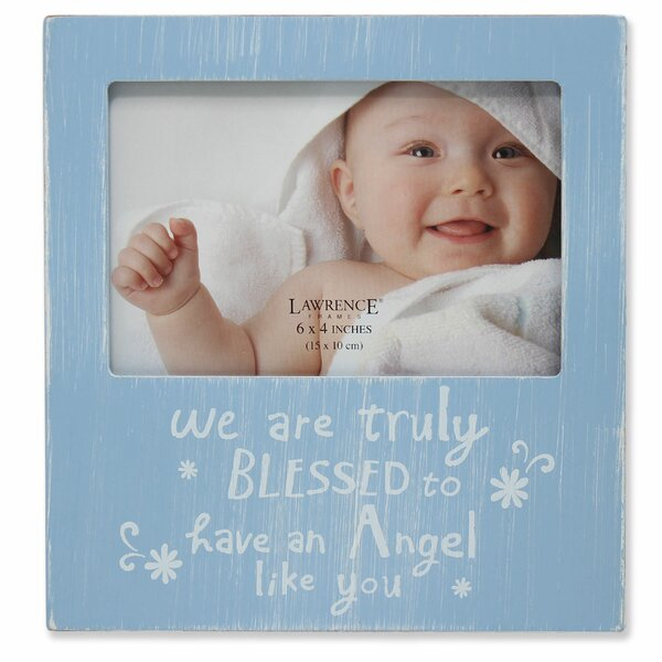 Bannerdown We are Truly Blessed to Have an Angel Like You Picture Frame by Harriet Bee