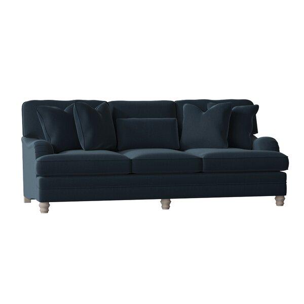 Tarleton 96.5-inch Recessed Arm Sofa By Bernhardt