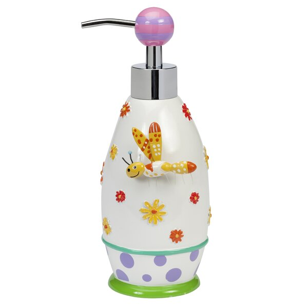Hentz Bug Lotion Dispenser by Zoomie Kids