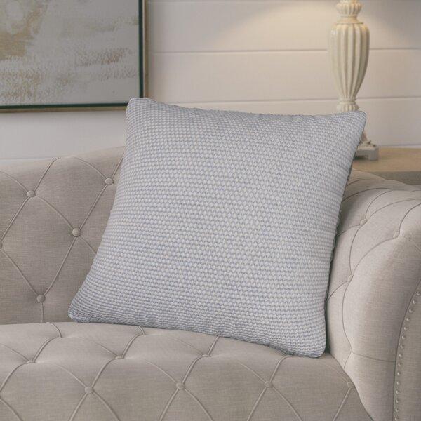 Edna Cotton Throw Pillow by Laurel Foundry Modern Farmhouse