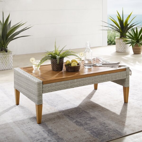 Meacham Coffee Table by Bayou Breeze