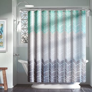 Shopping for Knarr Printed Shower Curtain By Zipcode Design