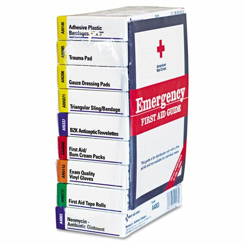 First Aid Kit Refill For 10 Unit by First Aid Only™
