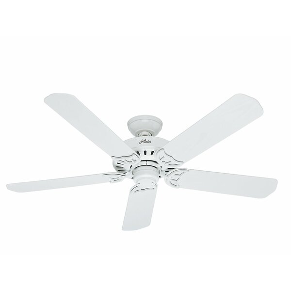 52 Bridgeport 5-Blade Ceiling Fan by Hunter Fan