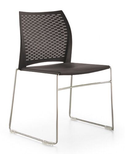 Network Sled Base Guest Chair by Gordon International