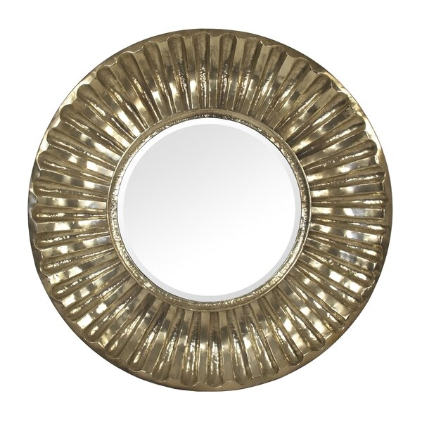 Artie Accent Mirror by Bloomsbury Market