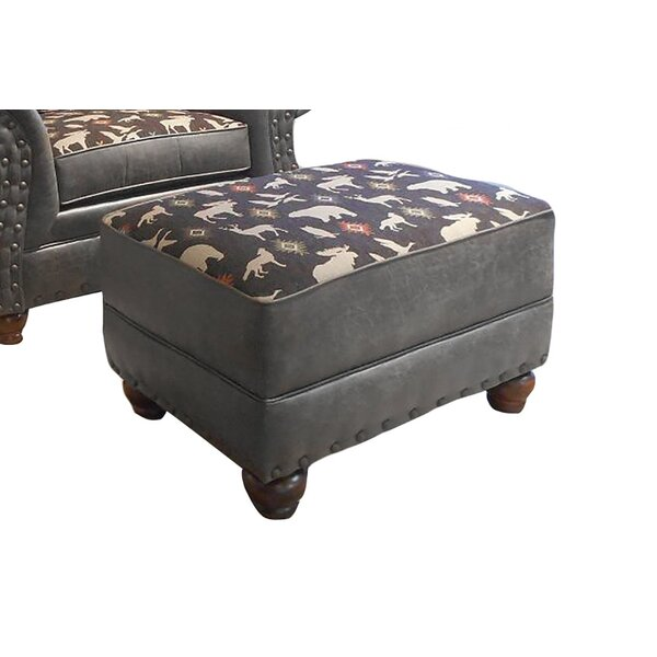 Pelley Ottoman By Loon Peak Coupon