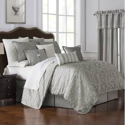 Linen Depot Direct Lauren Taylor New York Comforter Set Reviews